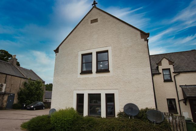 2 bed detached house to rent in Lewes Court, Fyvie, Turriff AB53