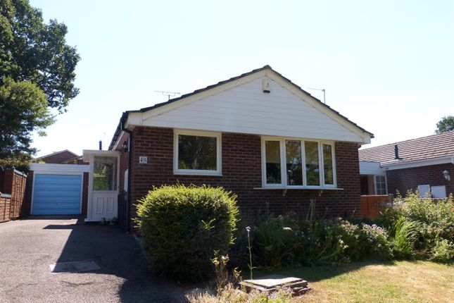 Thumbnail Detached bungalow for sale in Woodberrow Lane, Crabbs Cross, Redditch