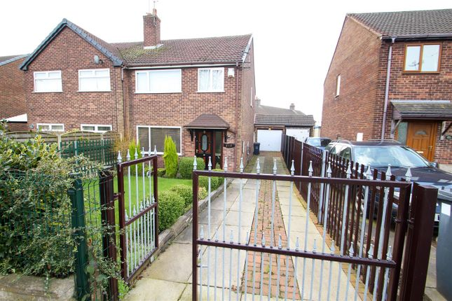 Thumbnail Semi-detached house for sale in Talke Road, Chesterton, Newcastle