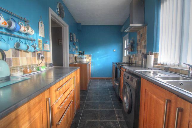 Kitchen of Chaytor Terrace North, Craghead, Stanley DH9
