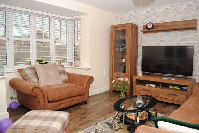 Lounge of Glebe Road, Buckton Fields, Northampton NN2