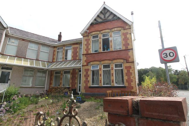 Thumbnail Semi-detached house for sale in Colonel Road, Betws, Ammanford