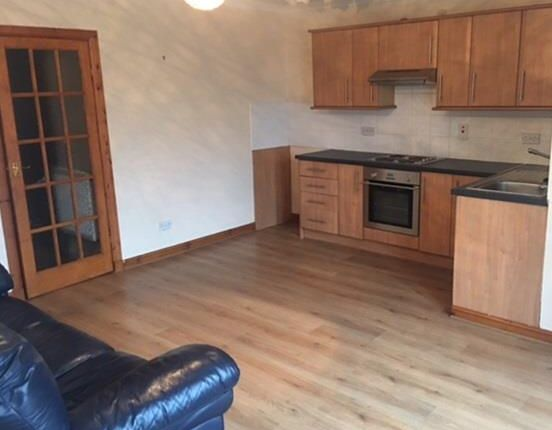 Thumbnail Flat to rent in 50 Garngour Road, Lesmahagow