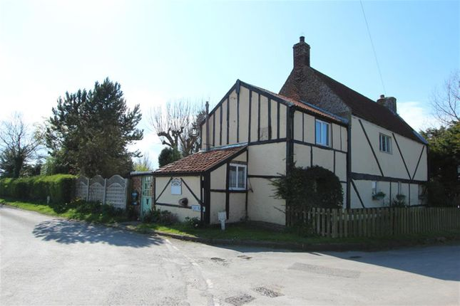 Thumbnail Detached house for sale in Eau Bank, North Somercotes, Louth