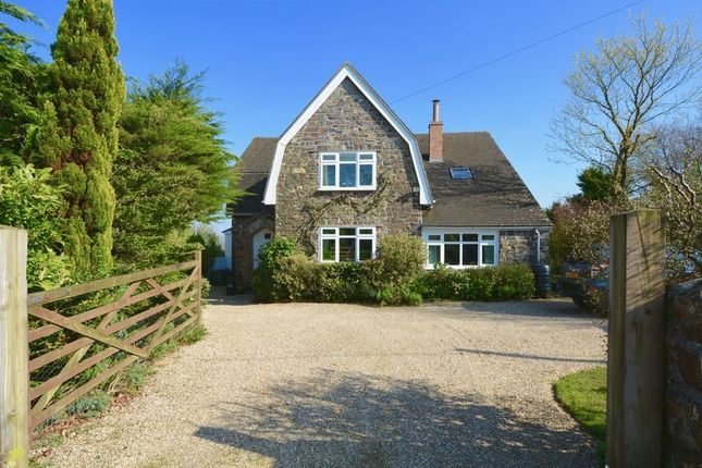 Thumbnail Detached house for sale in St. Giles-On-The-Heath, Launceston