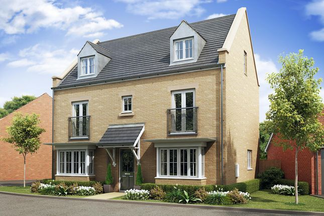 """Thumbnail Detached house for sale in """"Warwick"""" at Wheatley Close, Banbury"""