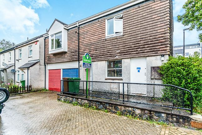Thumbnail Flat for sale in Hetling Close, City Centre, Plymouth