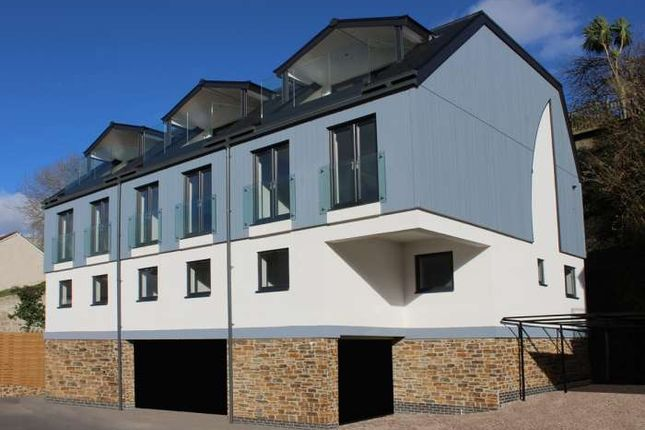 Thumbnail End terrace house for sale in Salt Quay Moorings, Embankment Road, Kingsbridge
