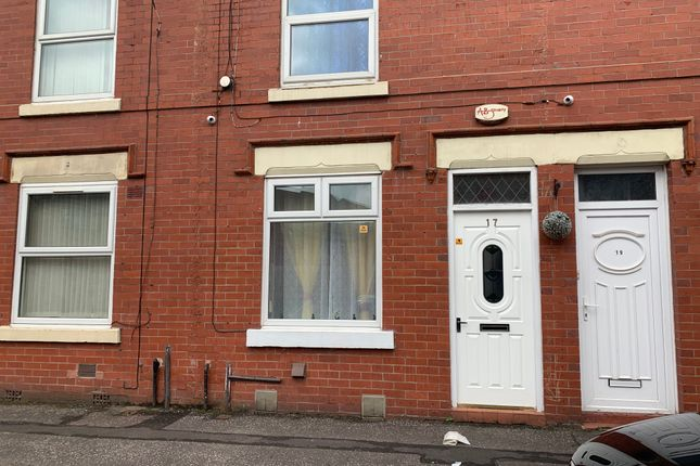 Thumbnail Terraced house to rent in Levens Street, Salford