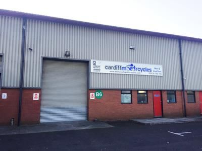 Thumbnail Light industrial to let in West Point Industrial Estate, Penarth Road, Cardiff