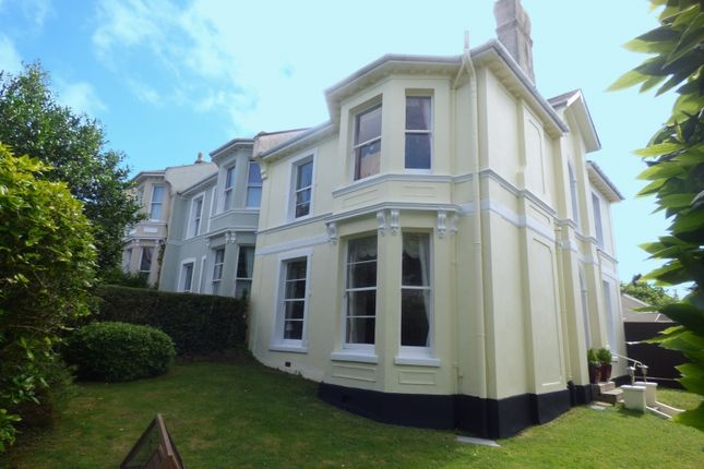 Thumbnail End terrace house for sale in Thurlow Park, Torquay