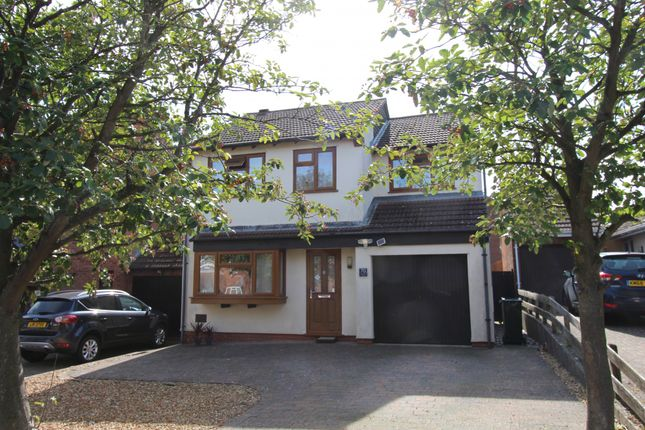 Thumbnail Detached house to rent in Leafield Rise, Milton Keynes, Buckinghamshire