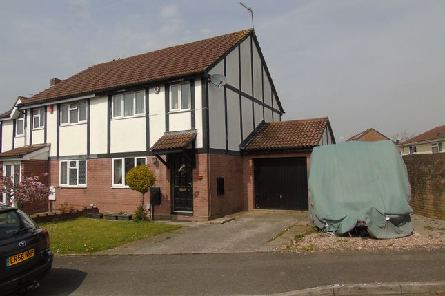 3 bedroom semi-detached house for sale in Jestyn Close, Michaelston-Super-Ely, Cardiff