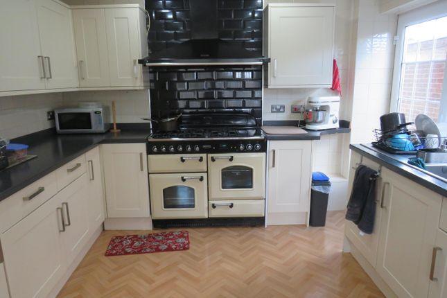 Kitchen of Jersey Court, Little Billing, Northampton NN3