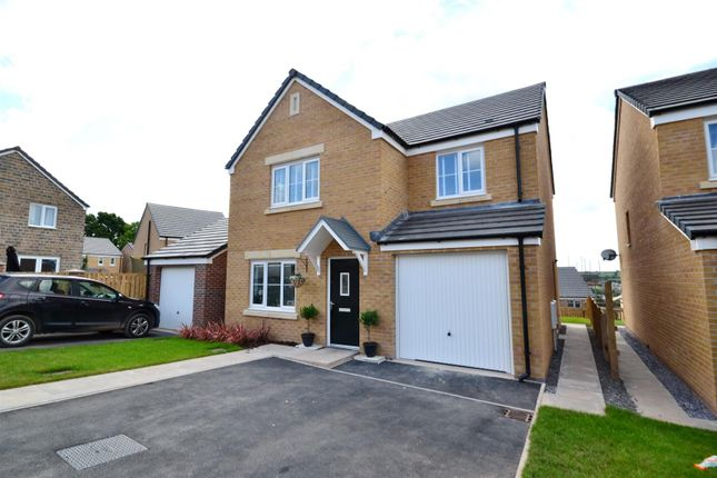 Thumbnail Detached house for sale in Keep Hill Close, Pembroke