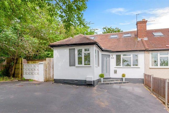Thumbnail Semi-detached bungalow for sale in Grants Close, Mill Hill