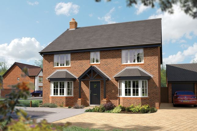 "Thumbnail Detached house for sale in ""The Winchester"" at Southam Road, Radford Semele, Leamington Spa"