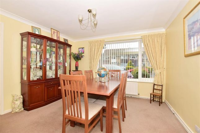 Thumbnail Semi-detached house for sale in Arundel Avenue, Sittingbourne, Kent