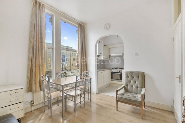 Thumbnail Flat for sale in High Road, Harringay, London
