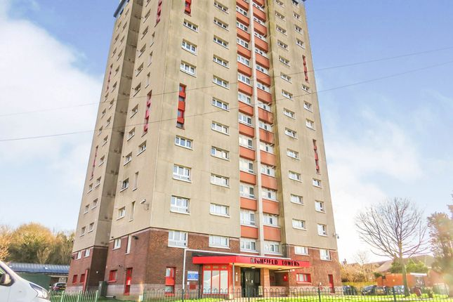1 bed flat for sale in Hillrise Road, Collier Row, Romford RM5