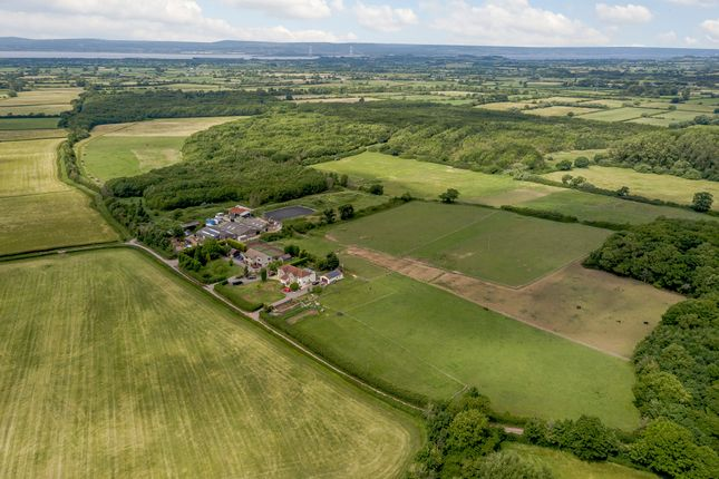 Thumbnail Detached house for sale in Monmouth Hill, Almondsbury, Bristol, Gloucestershire