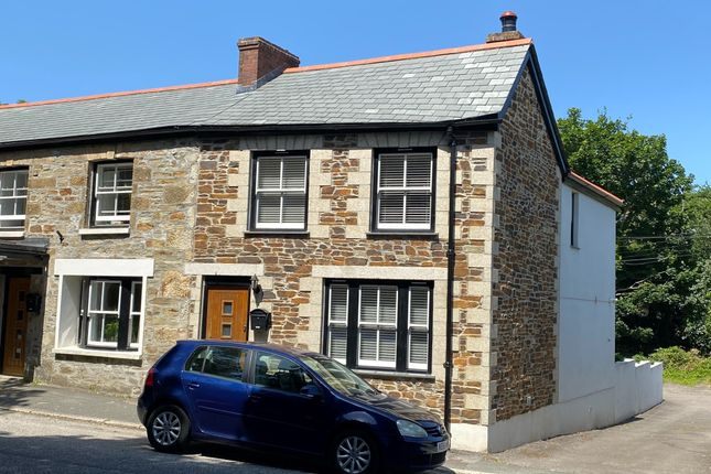 3 bed end terrace house for sale in High Street, Chacewater, Truro TR4