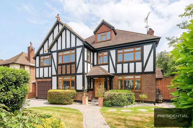 Thumbnail Detached house for sale in Forest View Drive, Leigh On Sea, Essex
