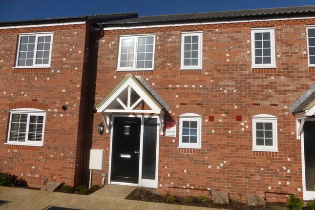 2 bed terraced house for sale in Sandy Hill Lane, Moulton, Northampton