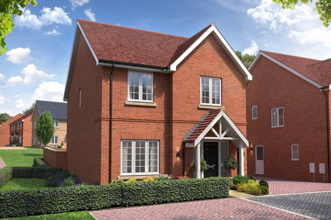 Thumbnail Detached house for sale in Audley Chase, Earls Colne, Colchester