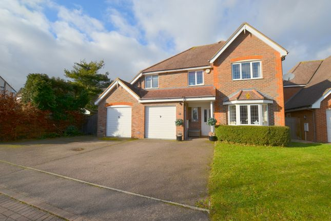 Thumbnail Detached house for sale in Faithorn Close, Chesham