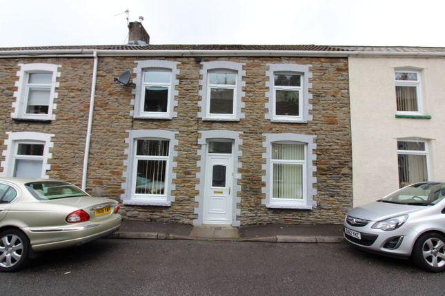 Thumbnail Terraced house for sale in Brooklyn Terrace, Llanhilleth, Abertillery