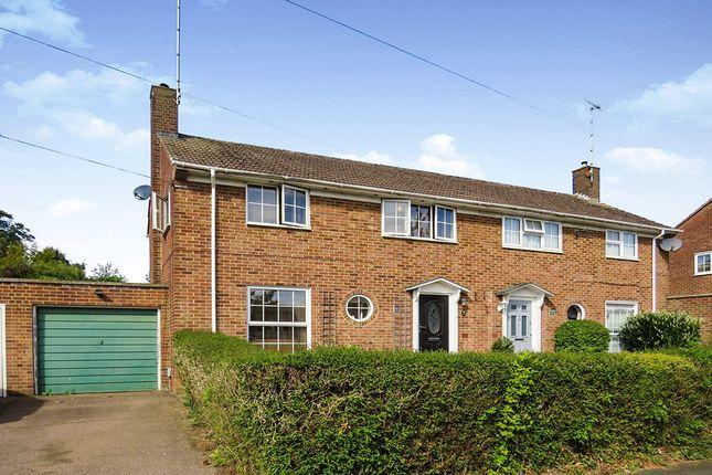 Thumbnail Semi-detached house for sale in Moorlands, Welwyn Garden City