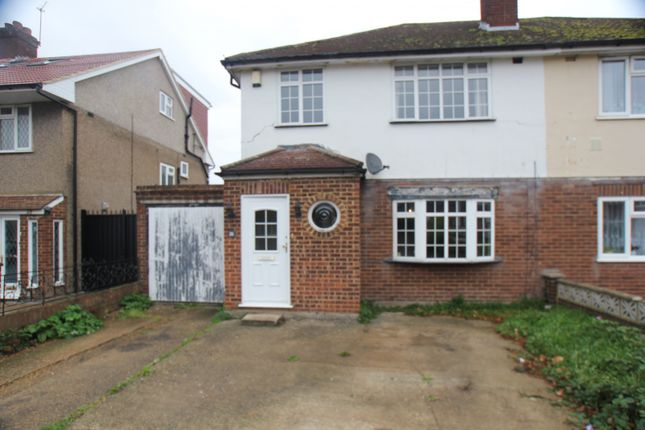 Semi-detached house for sale in Tangmere Gardens, Yeading, Hayes