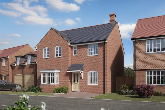 "Thumbnail Detached house for sale in ""The Mayfair"" at Minchens Lane, Bramley, Tadley"