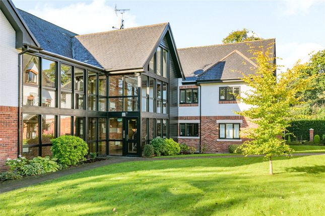 3 bed flat for sale in Hunters Lodge, Hunters Close, Wilmslow, Cheshire SK9