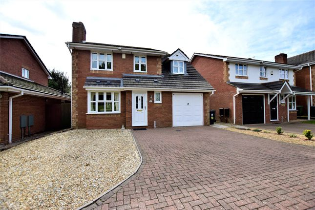 Thumbnail Detached house for sale in Milner Green, Bristol, Somerset