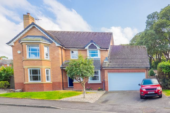 Detached house for sale in Trainer'S Brae, North Berwick