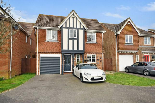 Thumbnail Detached house for sale in Coulter Road, Kingsnorth, Ashford