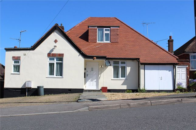 Thumbnail Detached bungalow to rent in Hillside Rise, Northwood, Middx