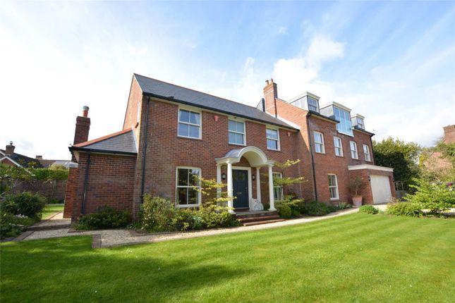 Thumbnail Detached house for sale in Grove Pastures, Lymington, Hampshire