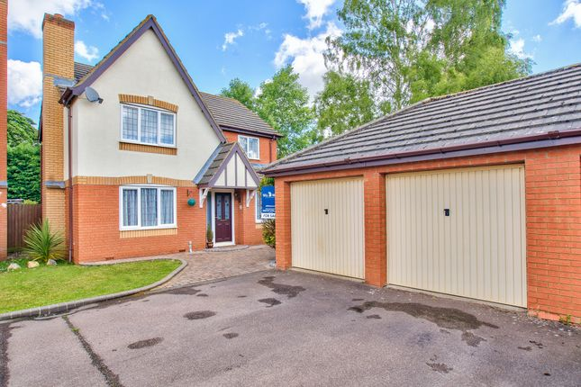 Thumbnail Detached house for sale in The Maltings, Eaton Socon, Cambridgeshire