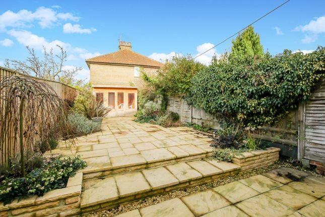 Garden of Donnington Bridge Road, Oxford OX4