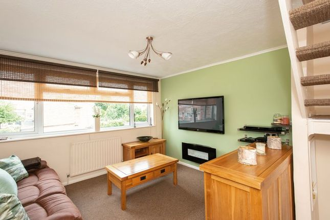 Thumbnail Town house for sale in Greenvale Gardens, Gillingham