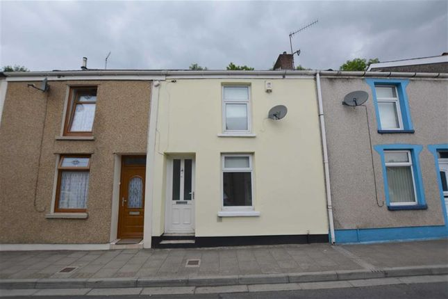 Thumbnail Terraced house to rent in Fforchaman Road, Aberdare, Rhondda Cynon Taff