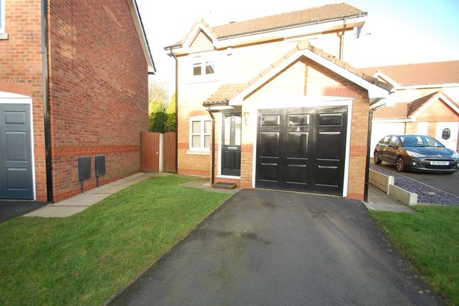 Thumbnail Detached house to rent in Tintagell Close, Feniscowles, Blackburn
