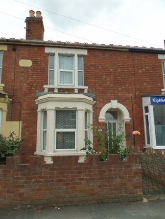 Thumbnail Terraced house to rent in Seymour Road, Gloucester