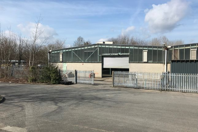 Thumbnail Warehouse to let in Halesfield 24, Telford, Shropshire