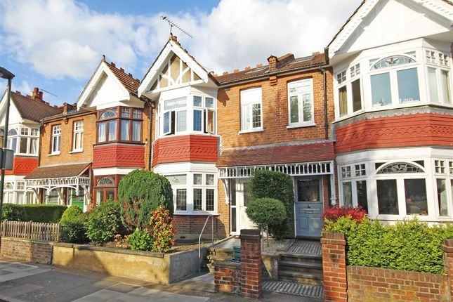 Thumbnail Terraced house for sale in Copthall Gardens, Twickenham