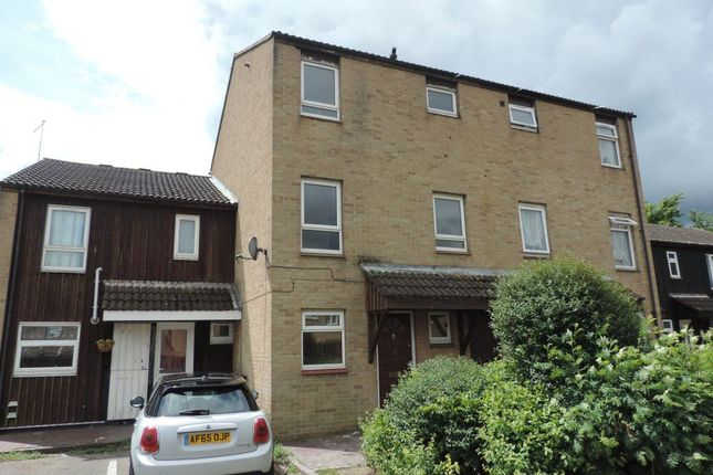 Thumbnail Terraced house to rent in Medworth, Orton Goldhay, Peterborough