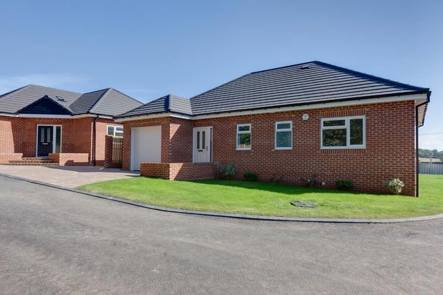 Thumbnail Detached bungalow for sale in Fairview, Plot 3, Holmes Field Close, Kiveton Park Station, Sheffield